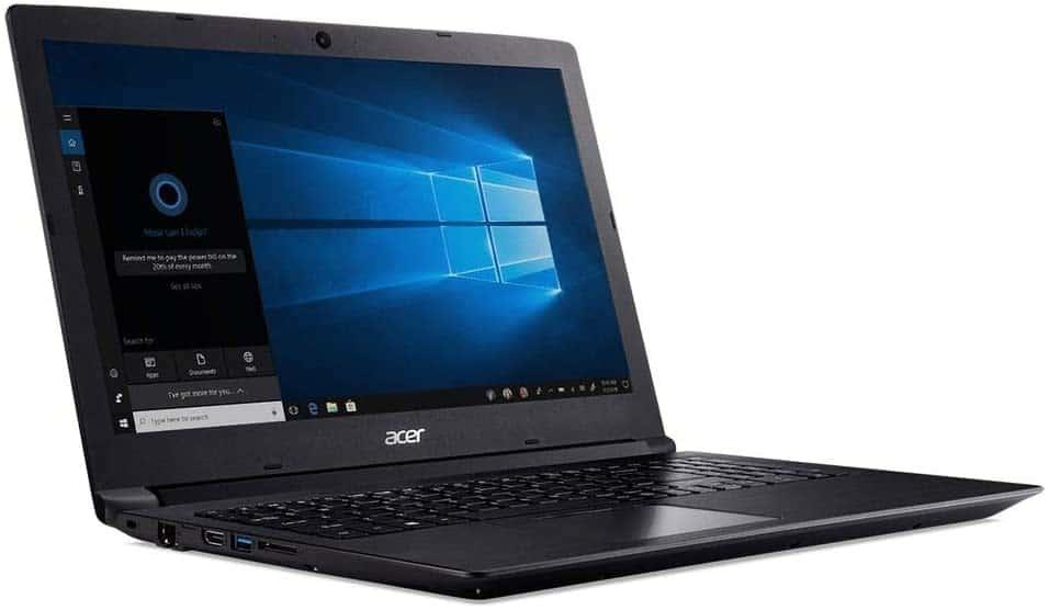 O Melhor Notebook Barato Para Trabalho: Acer 15,6''A315-41-R4RB
