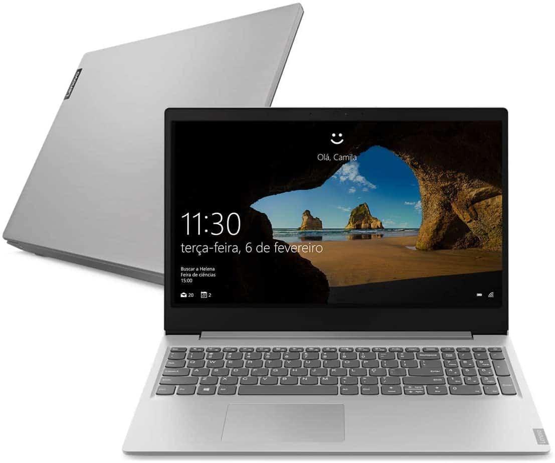 O Melhor Notebook Para Trabalho no Geral: Lenovo 81S90003BR Ideapad S145-15IWL
