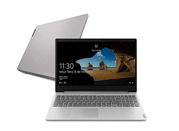 Notebook para estudantes Lenovo Ultrafino ideapad