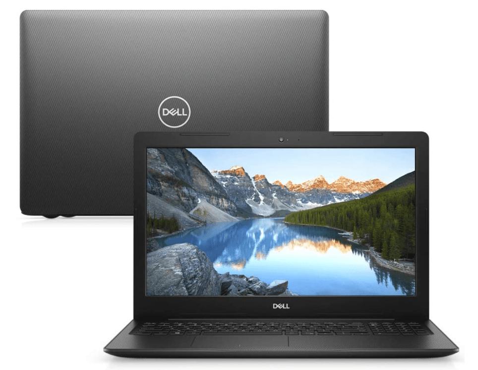Notebook para estudar Dell Inspiron i15-3583-AS05P