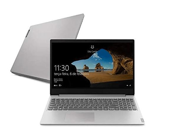 Notebook para estudar Lenovo Ultrafino ideapad